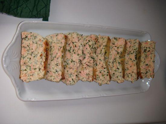 Terrine de saumon simple et rapide : la recette facile