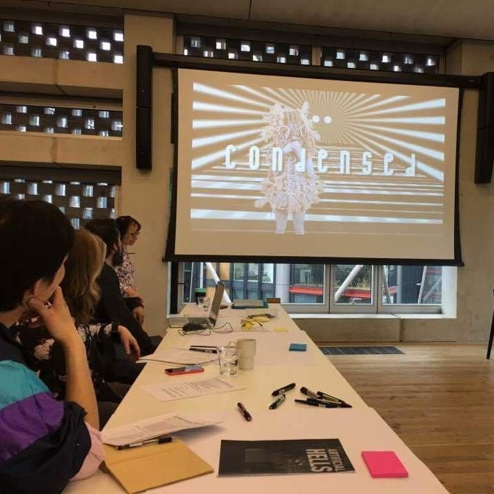 Tate Exchange. Unconferense with DIGITALMAKERCOLLECTIVE. Лондон 17 мая #CYLANDeducation