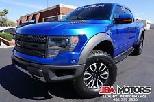 2013 Ford F-150 2013 F150 SVT Raptor ROUSH Supercharged F-150
