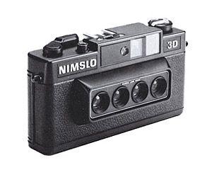 NIMSLO stereo camera japan