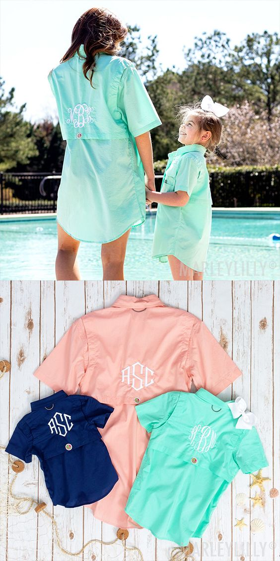 9d77648d97479 Fishing Shirts for the whole family! Personalize yours today ...
