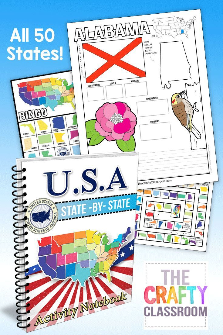 Best Ideas About  States On Pinterest Fun Learning Name - States of usa in alphabetical order with capitals