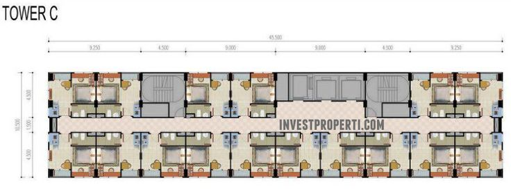 Tower C Apartemen B-Residence BSD