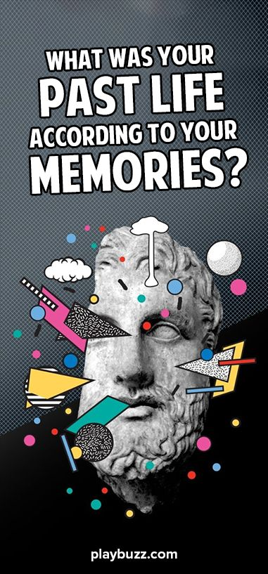 Our memories reveal a great deal about our true nature. Based on your memories in this life, we can discover what you were in a past life! Were you a pirate or a great inventor? Let's find out!