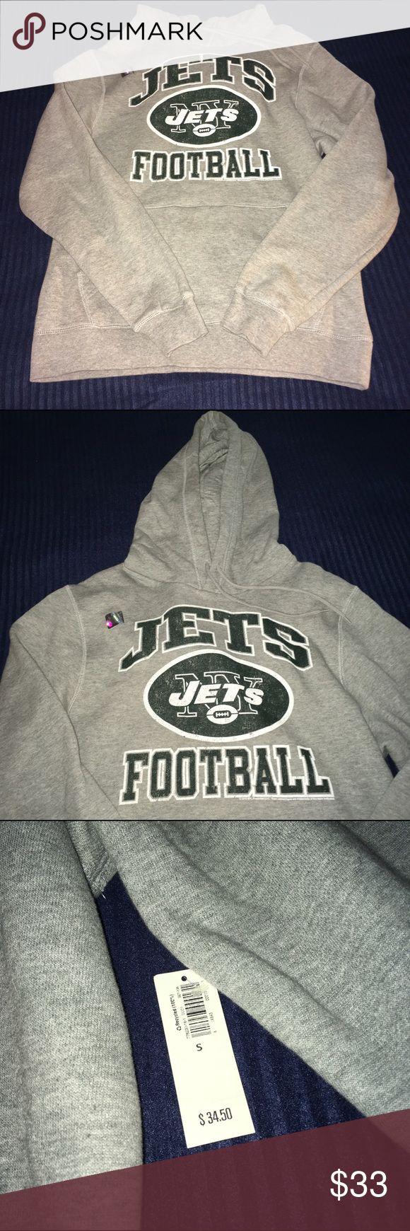 NFL Jets hoodie!!! Brand new, comfortable JETS HOODIE 😀 Sweaters