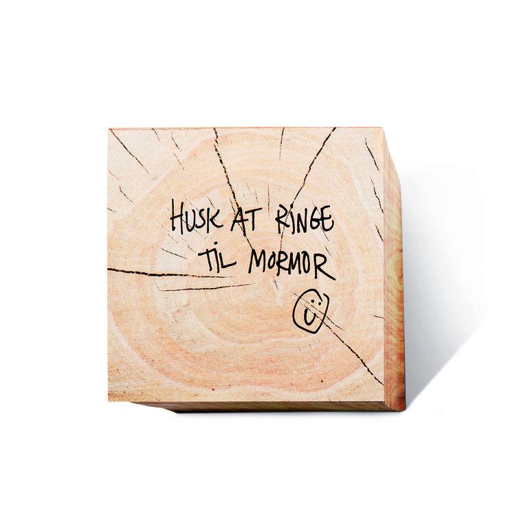 Bloczek z kartkami memo 7,5 x 7,5 x 7,5 cm 80 g, 700 kartek #memopad
