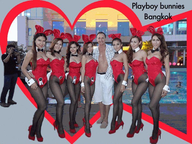 2015.04 April 5 star Soundset Sunday with Playboy Bunnies at Pathumwan Princess Hotel Bangkok, Thailand