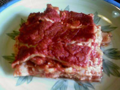 a cucina e mammà: La lasagna napoletana