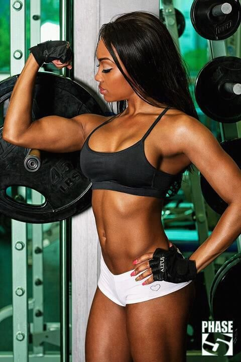 ebony workout