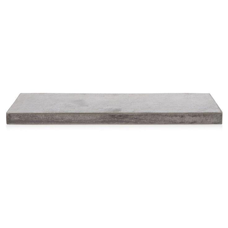 Wandregal, Betonoptik, Industrial-Look Jetzt bestellen unter: http://www.woonio.de/produkt/wandregal-betonoptik-industrial-look/