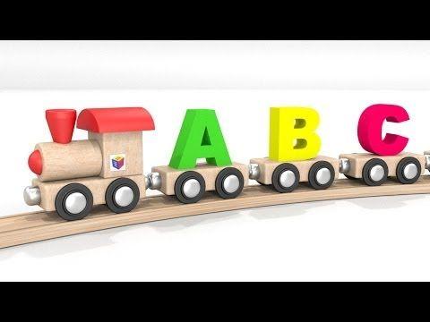 Chanson de l'alphabet en français - ABCD Ecole