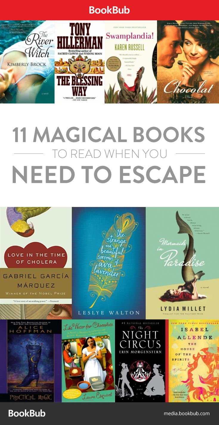 These books worth reading contain just the right amount of intrigue, love, and magic to brighten even the worst of days.