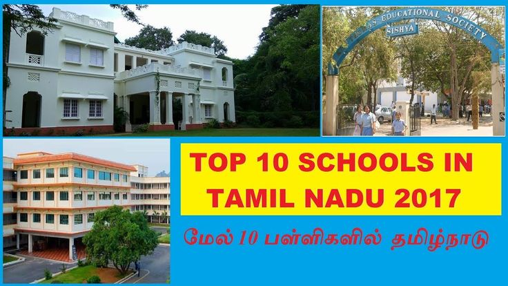Top 10 Schools in Tamilnadu 2017 As parents we strive hard to give our children the very best. We love them immensely and we want them to have opportunities that we missed in our childhood. Dont worry about choosing the very best school for your son/daughter instead believe in him  he will shine no matter where he is put. That said to just ease your mind off the worries we bring to you a list of well-known schools in Tamil nadu. Note that each kid is different and do your research before…