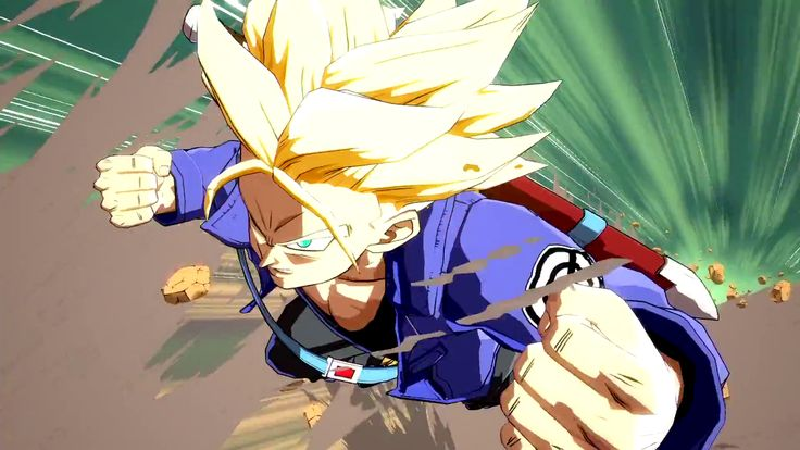Dragon Ball FighterZ - Trunks Reveal Trailer: The newest character to be announced for the picture-perfect anime fighting game gets a…