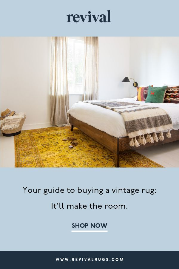 All Of Revival S Rugs Are Handwoven So They Re Both Authentic And