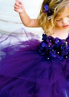 tutu dresses for the flower girls