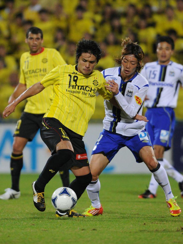 Masato Kudo - Kashiwa Reysol v Gamba Osaka - 2012 J.League