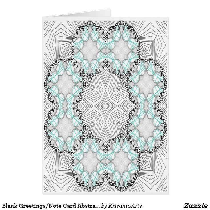 blank greetingsnote card abstract graphic design  note