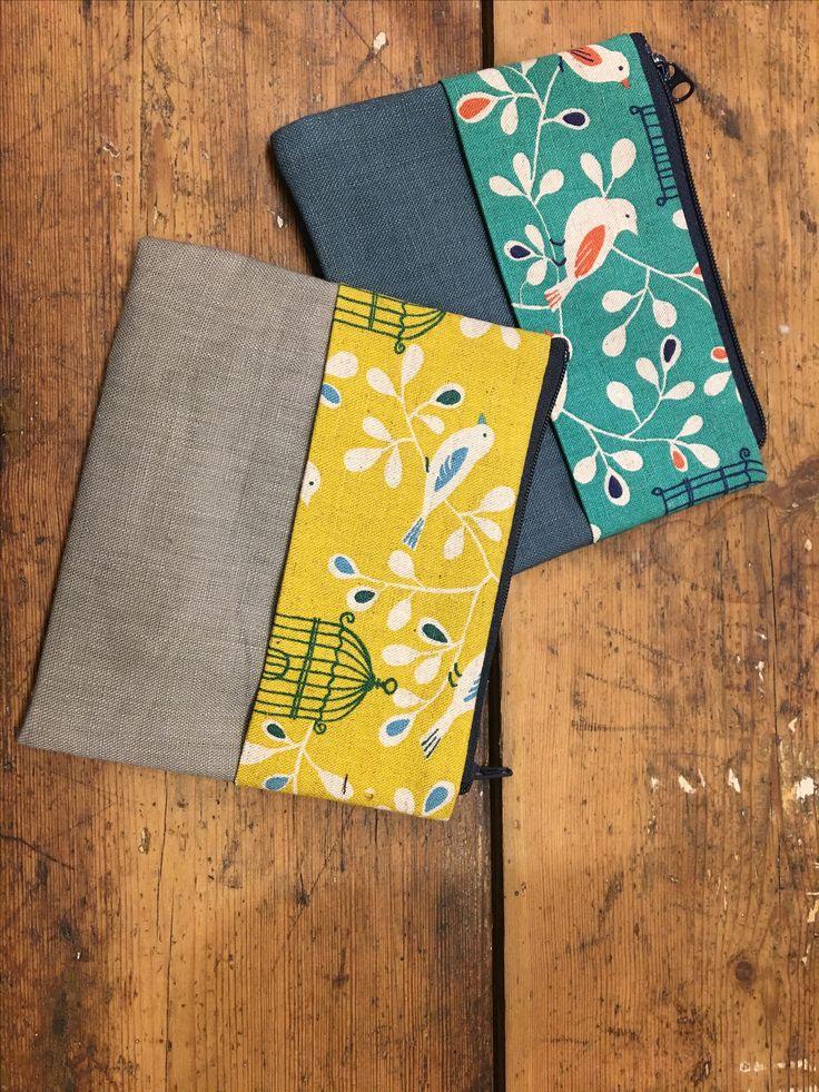 ティッシュケースつきポーチ|スタディオクリップ・手作り雑貨の作り方