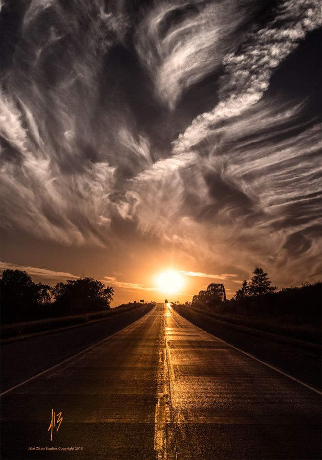 Highway 30  - Photo by Jake Olson