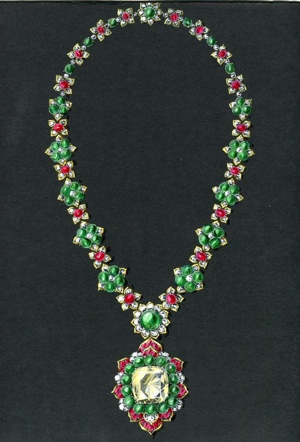 Maharani of Baroda's Former Collection - Van Cleef & Arpels