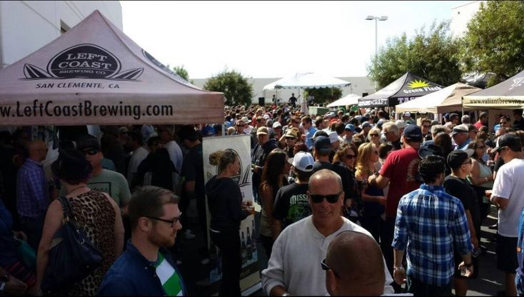 The 2018 San Clemente Micro-Brew Fest on April 14 will benefit craft beer lovers and soldiers