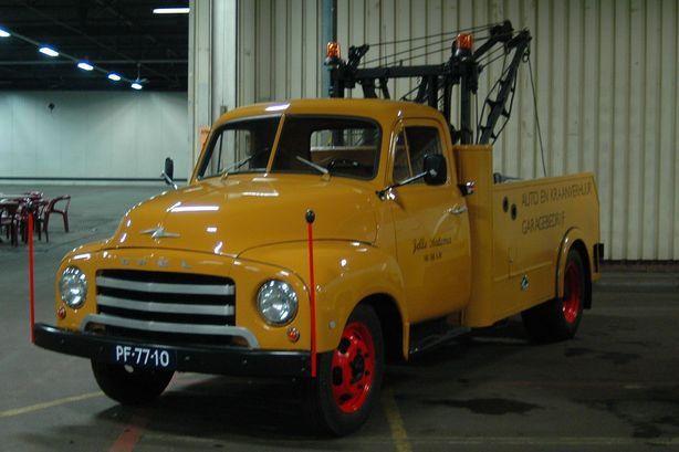 Opel Blitz wrecker
