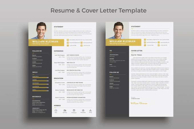 For only $30, I will write and design professional resume, cv, cover letter. | ::RESUME That Get You Hired! ::My unique distinction is in being able to translate your career history into meaningful, value-add brand story that is represented | On Fiverr.com