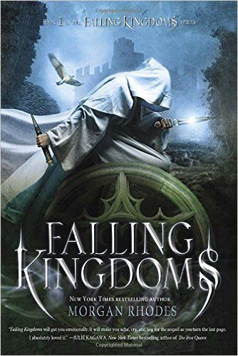 Falling Kingdoms by Morgan Rhodes is a must-read for Game of Thrones fans.