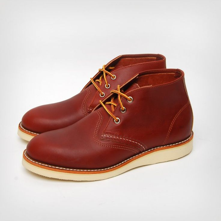 Redwing Red Wing 3139 Chukka Boots