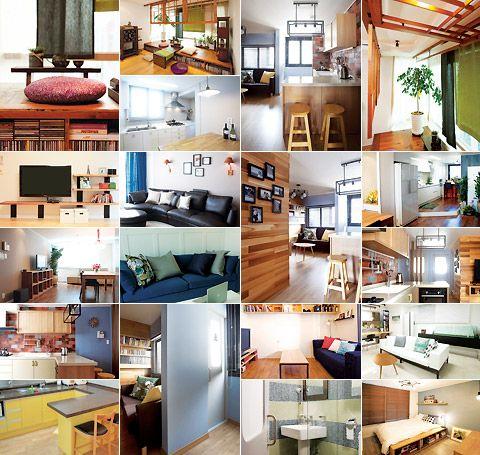 10~20평대 작은 집 베스트 스타일링 공간이 두 배로 넓어지는 작은 집 인테리어 카피캣