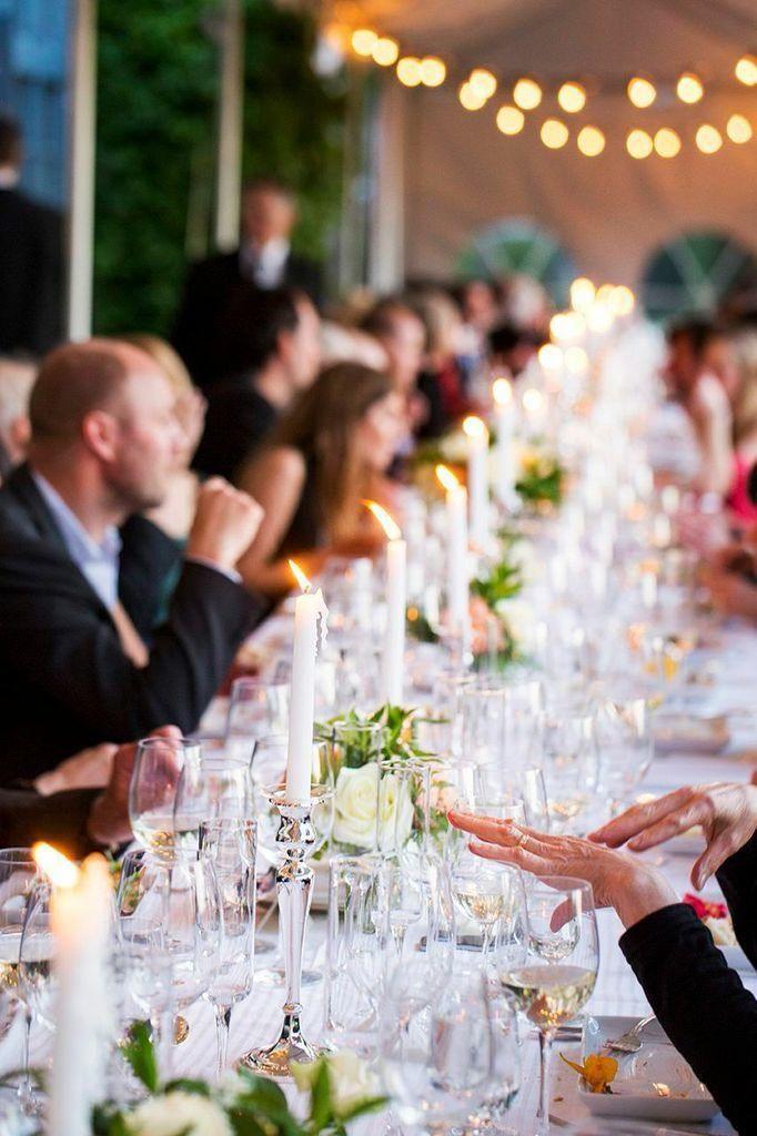 Wedding centerpiece idea; Lyndsey Hamilton Events