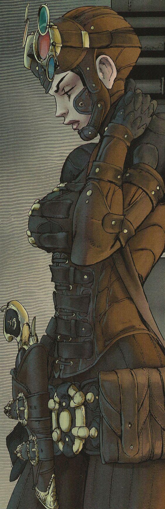 Lady Mechanik