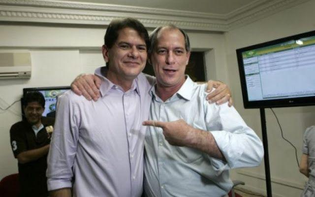 O EMPENHO: IRMÃOS METRALHAS: Cid e Ciro Gomes são acusados de...