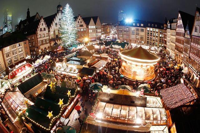 Mercados de Natal com a Abreu
