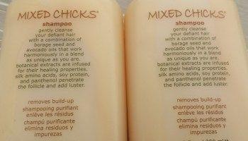 Mixed Chicks, voor krullend haar