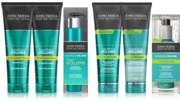 FREE John Frieda Haircare Products Samples on http://www.canadafreebies.ca/