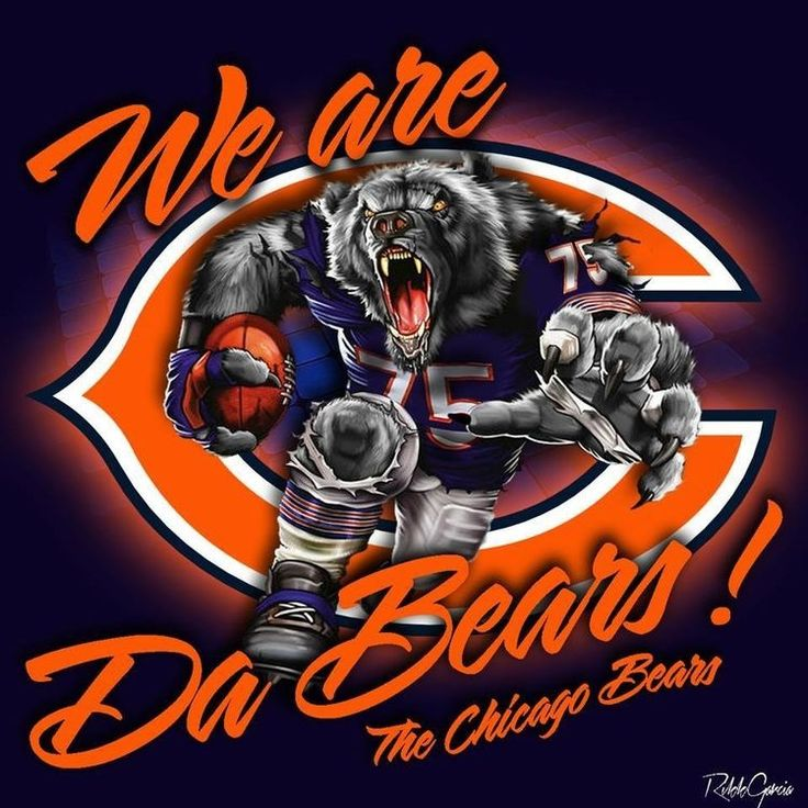 Chicago sports team art chicago bears pictures chicago