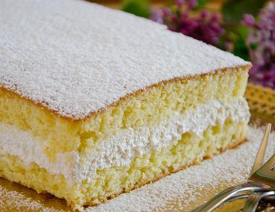 Ricette Gustose: Torta Kinder Paradiso