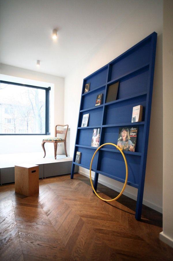 Apartment in Sofia by Hristo Stankushev, via Behance