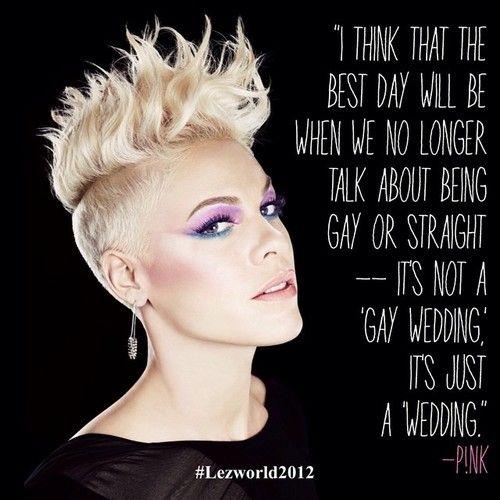 Pink A Lesbian 95