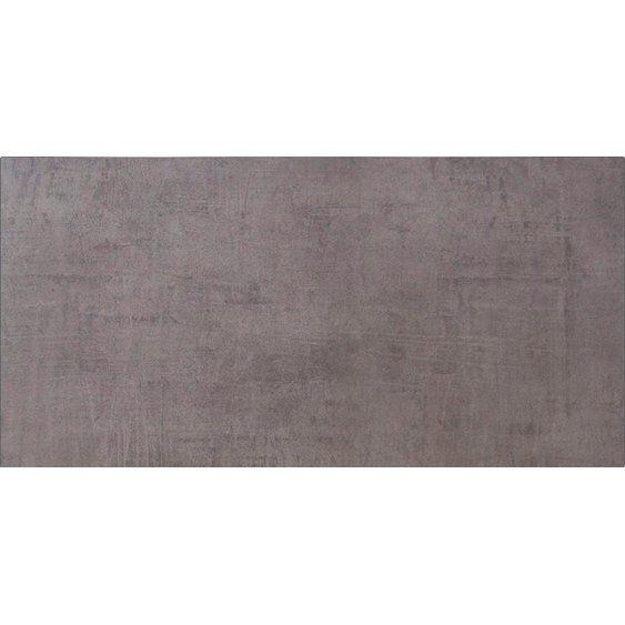 Feinsteinzeug Cement Anthrazit Matt 30 cm x 60 cm