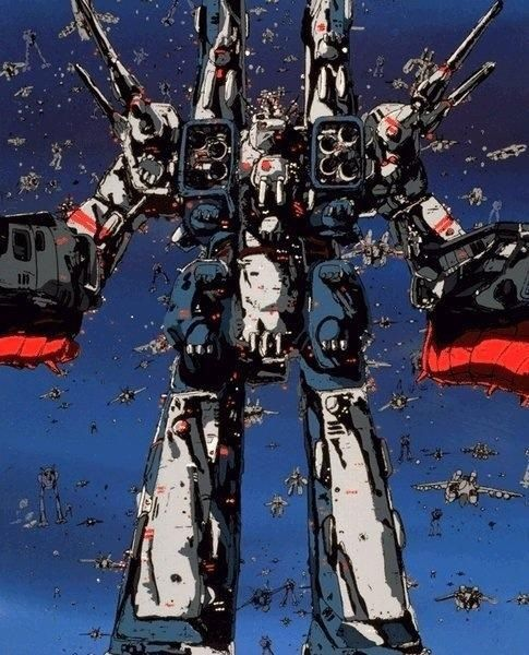 Unknown Artist Robotech Booby Trap