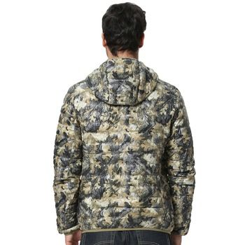 Mannen Hooded Camouflage Winter Donsjacks 2016 Nieuwe Collectie Ultralight 90% Eend Sneeuw Fashion Parka Warme Jassen F1532-EU 2