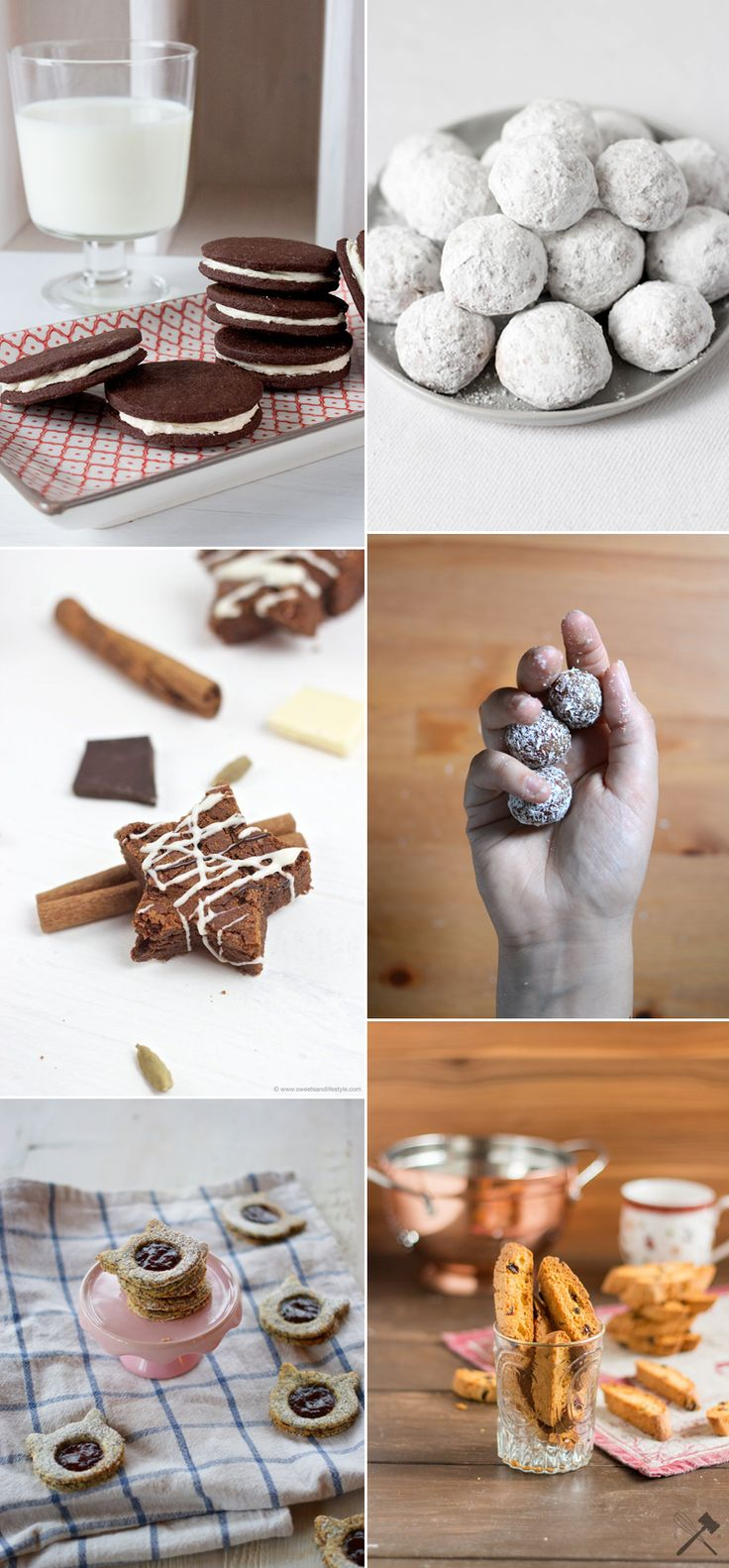 we love handmade | we love Inspiration: Keksrezepte | http://welovehandmade.at