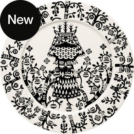 Taika Plate! The magic of Finnish design: new Taika items! - Fabulous Finnish | Fabulous Finnish