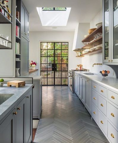 Decorating ideas for kitchens from domino.com. Domino shares the best kitchen decorating ideas for 2016.