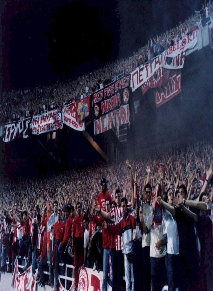 Olympiakos juventus 1999
