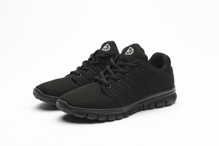 PureLime fitness shoes AW 2015 - all black