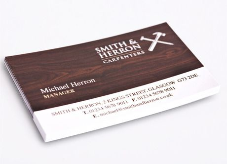 13 best business cards images on pinterest luxury business cards whoever receives your card remember its their first impression of your business so every aspect of your business cards must be professional reheart Images